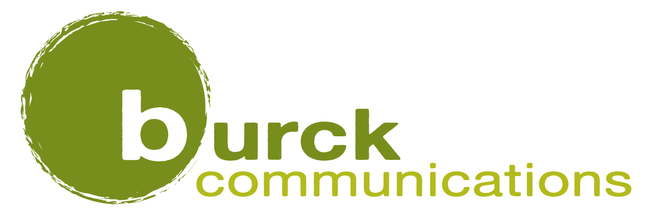 Logo for Burck Communication